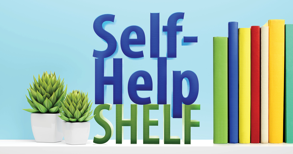 Self-Help Shelf logo